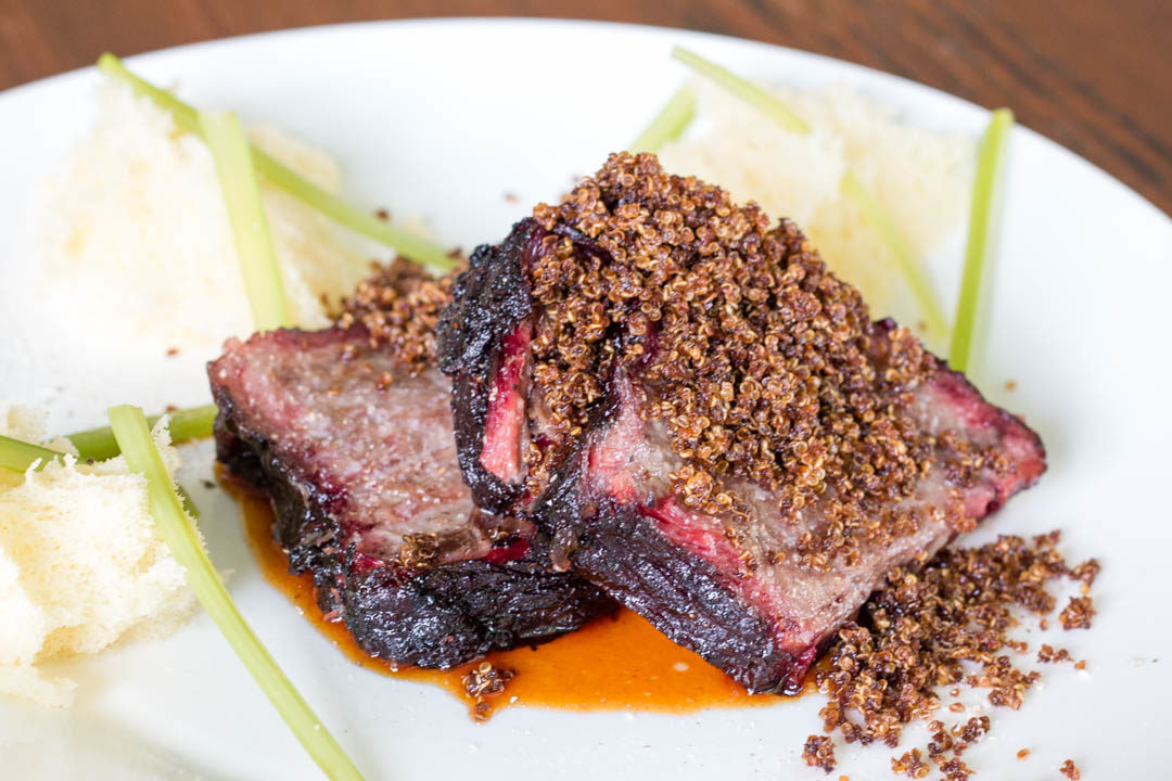 The Granary 'Cue & Brew Named Top 100 BBQ Restaurant!