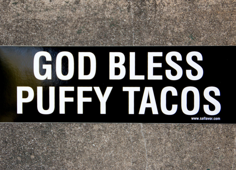 3 of My Favorite Puffy Taco Places