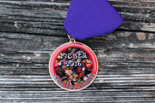 2016 Fiesta Medal Fiesta Medal Maniacs