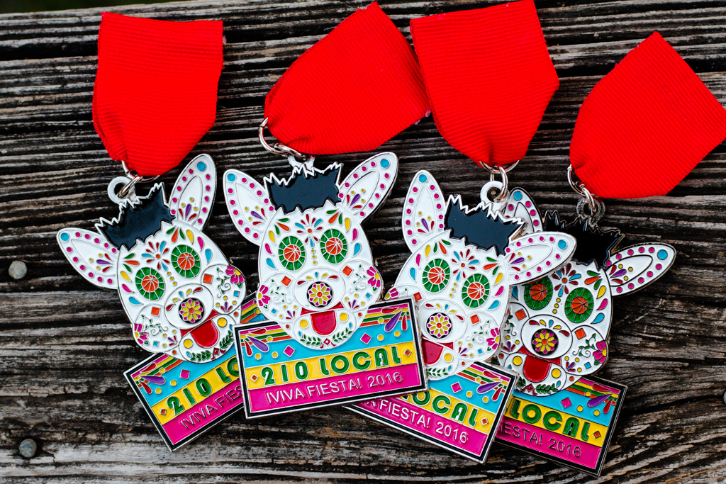 Hottest 2016 Fiesta Medal 210 Local S Coyote Back In Stock