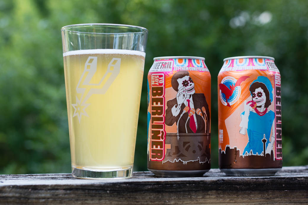 Freetail 39 s yo soy n berliner san antonio beers sa flavor for Craft beer san antonio