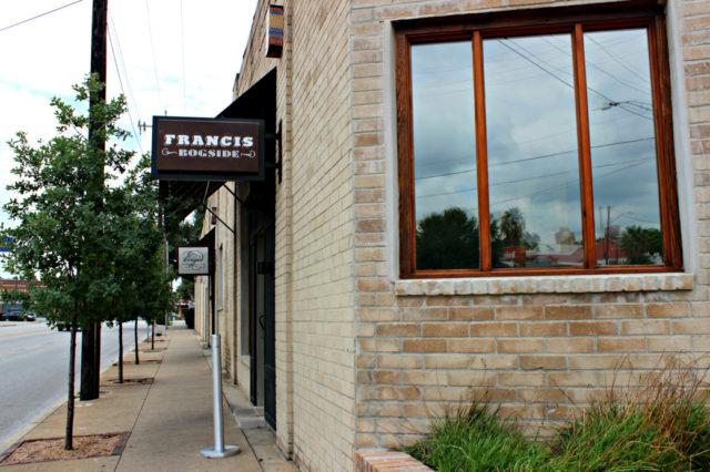 Francis Bogside San Antonio