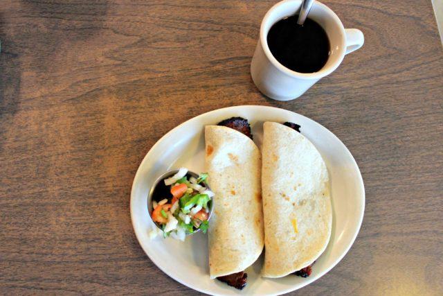 Brisket Tacos Garcia's Mexican Restuarant-2