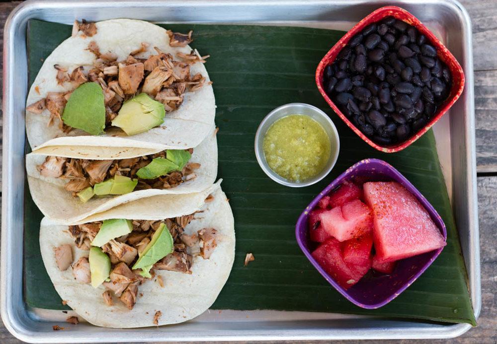 La Botánica: A Vegan Twist on Barbacoa Tacos
