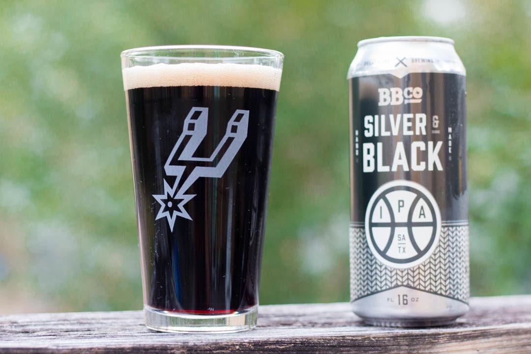 Branchline Brewing's Silver and Black IPA: San Antonio Beers