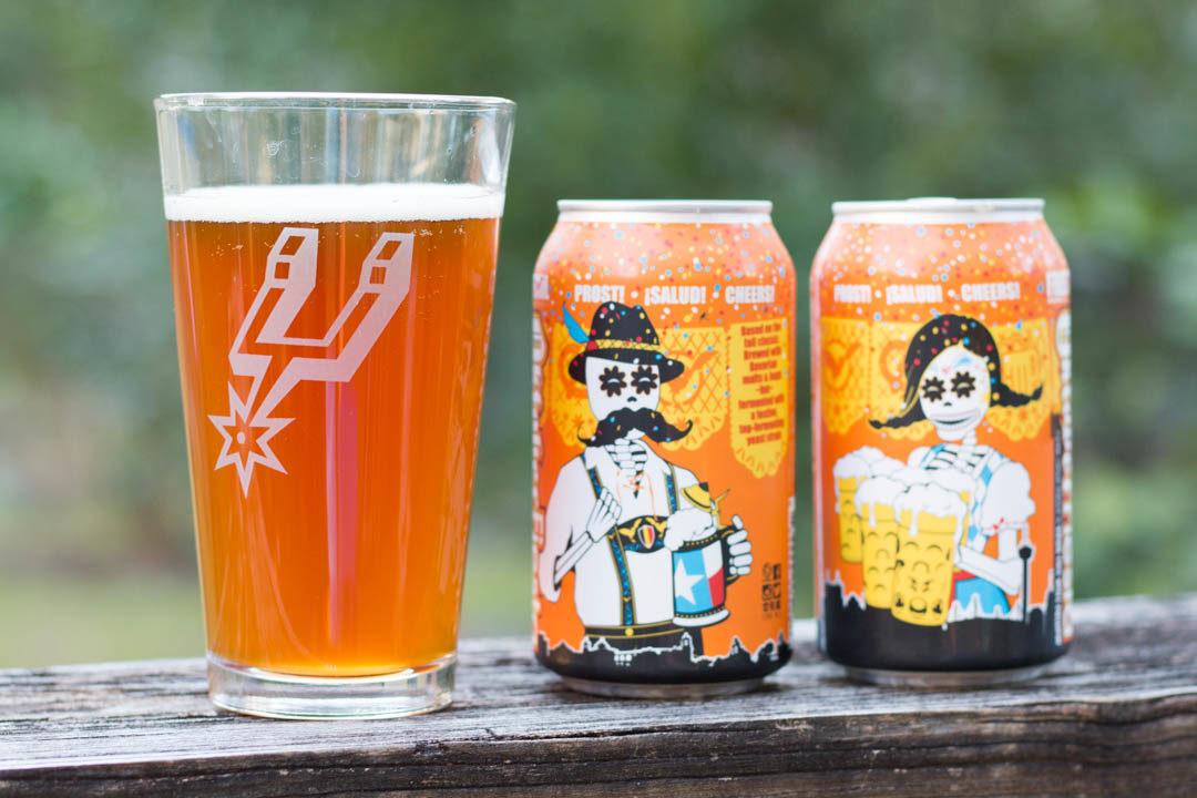 Freetail's Oktoberfiesta: South TX Take on a Classic German Beer