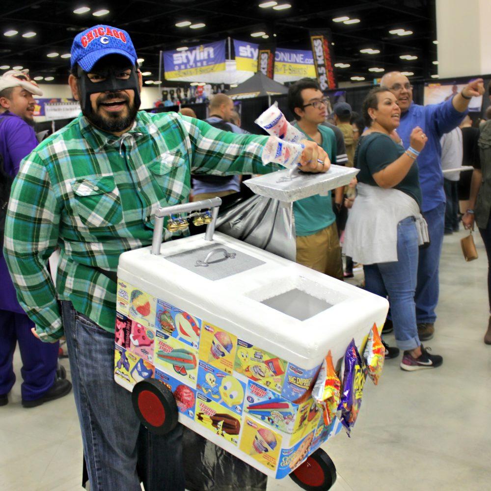 Alamo City Comic Con 2016: Day Two