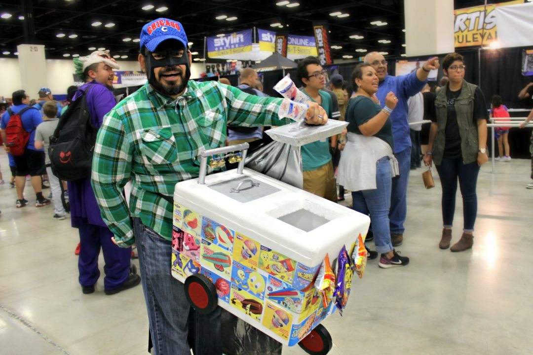 Alamo City Comic Con 2016: Day Two