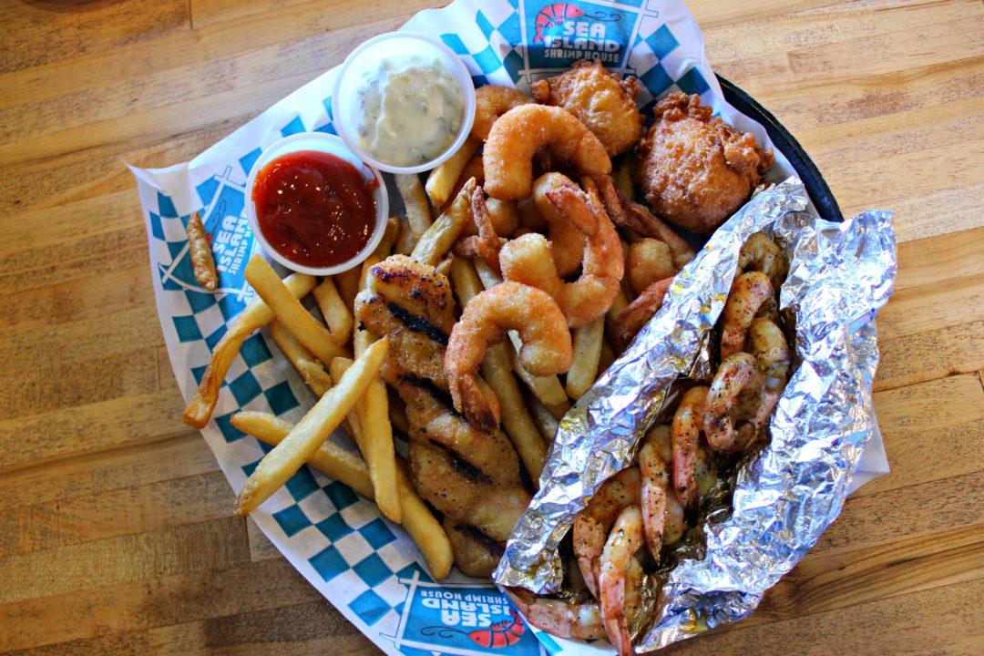 Sea Island Shrimp House: SA's Seafood Legacy
