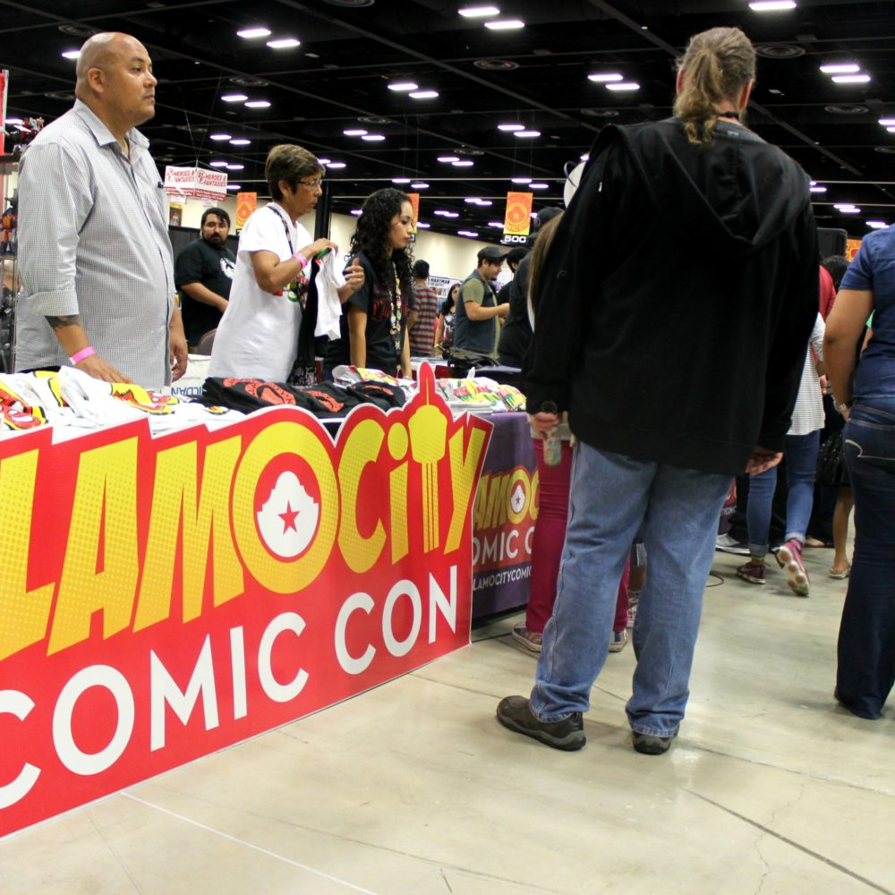 Alamo City Comic Con 2016: Day Three