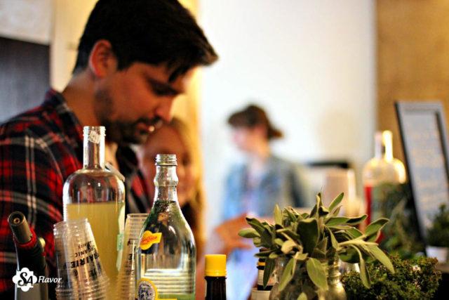 Bartender San Antonio Cocktail Conference