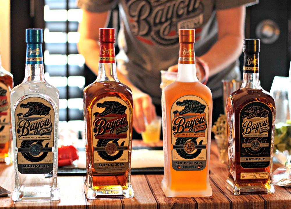 2017 San Antonio Cocktail Conference: Tasting Suites & Stroll Recap