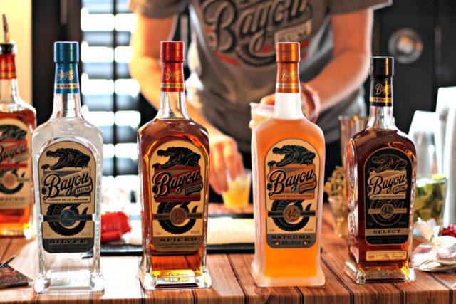Bayou Rum San Antonio Cocktail Conference