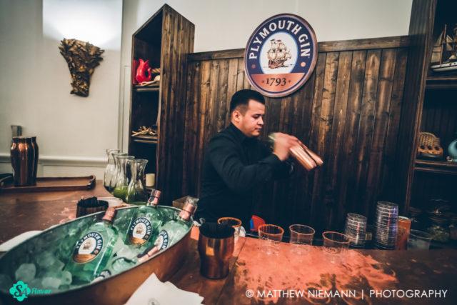 Plymouth Gin Agua Fresca Waldorf on the Prairie San Antonio Cocktail Conference