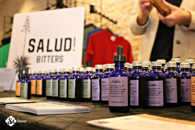 Salud Bitters San Antonio Cocktail Conference