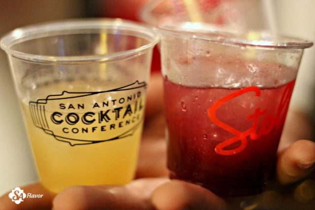 Samples San Antonio Cocktail Conference