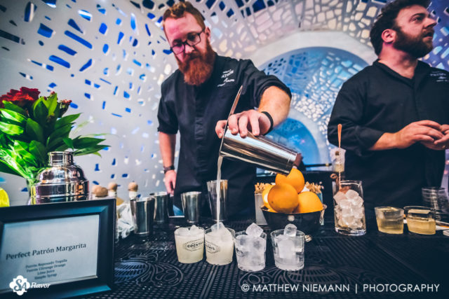 Patron Pour San Antonio Cocktail Conference Opening Party 2017