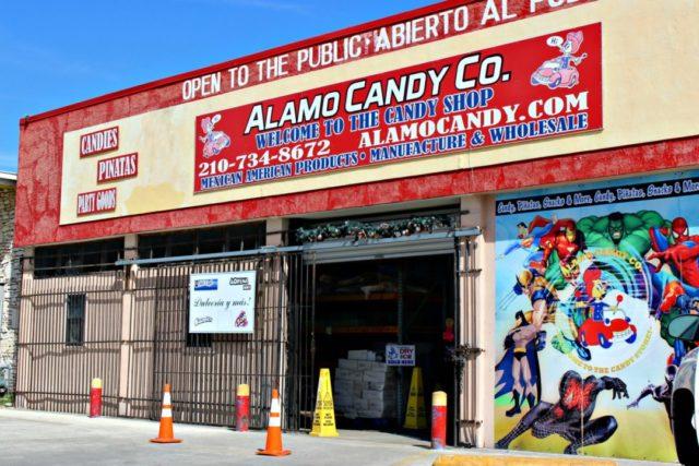 Alamo Candy Co