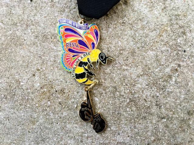Ali Commemorative Fiesta Medal 2017