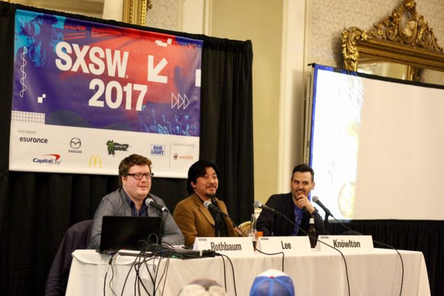 BBQ and Bourbon SXSW Panel