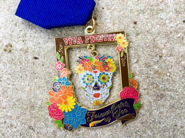 Forever Petals by Vee 2017 Fiesta Medal
