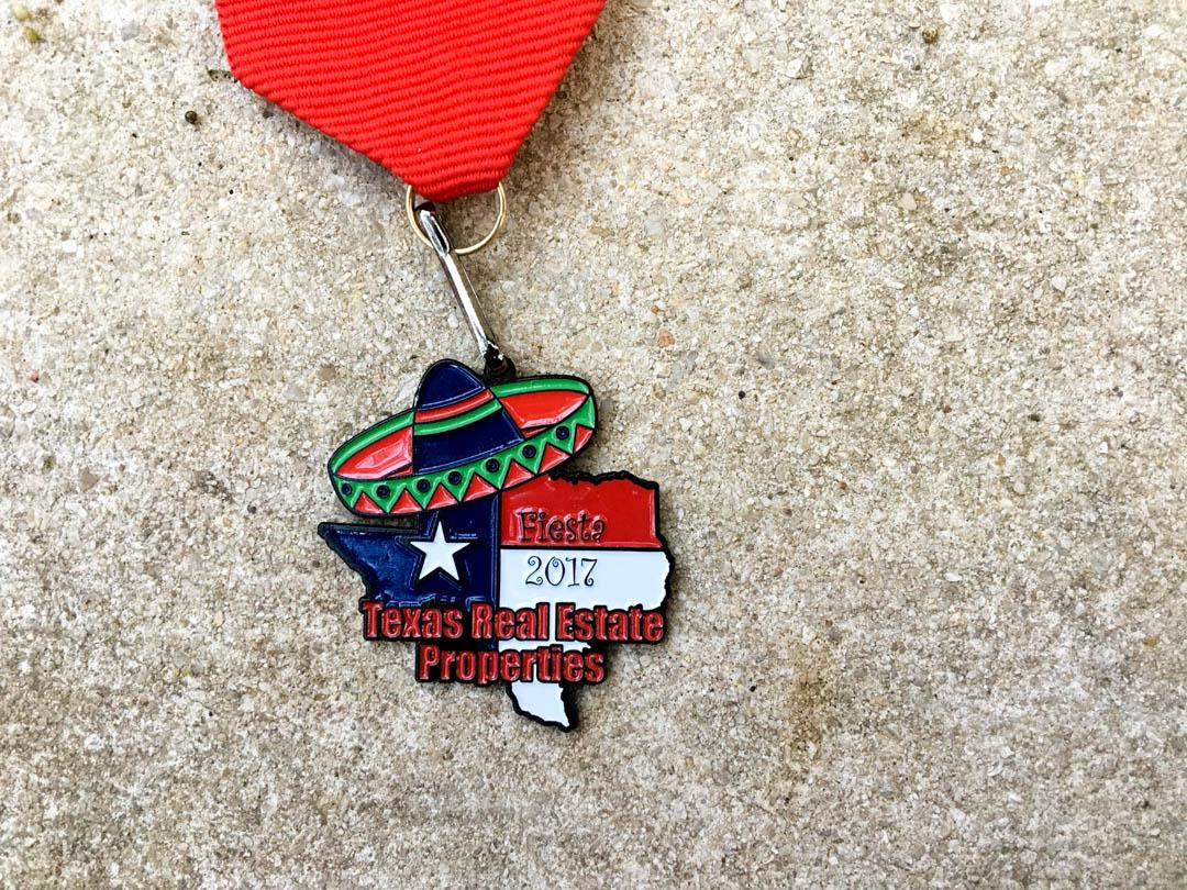 Texas Real Estate Properties Fiesta Medal 2017 Sa Flavor