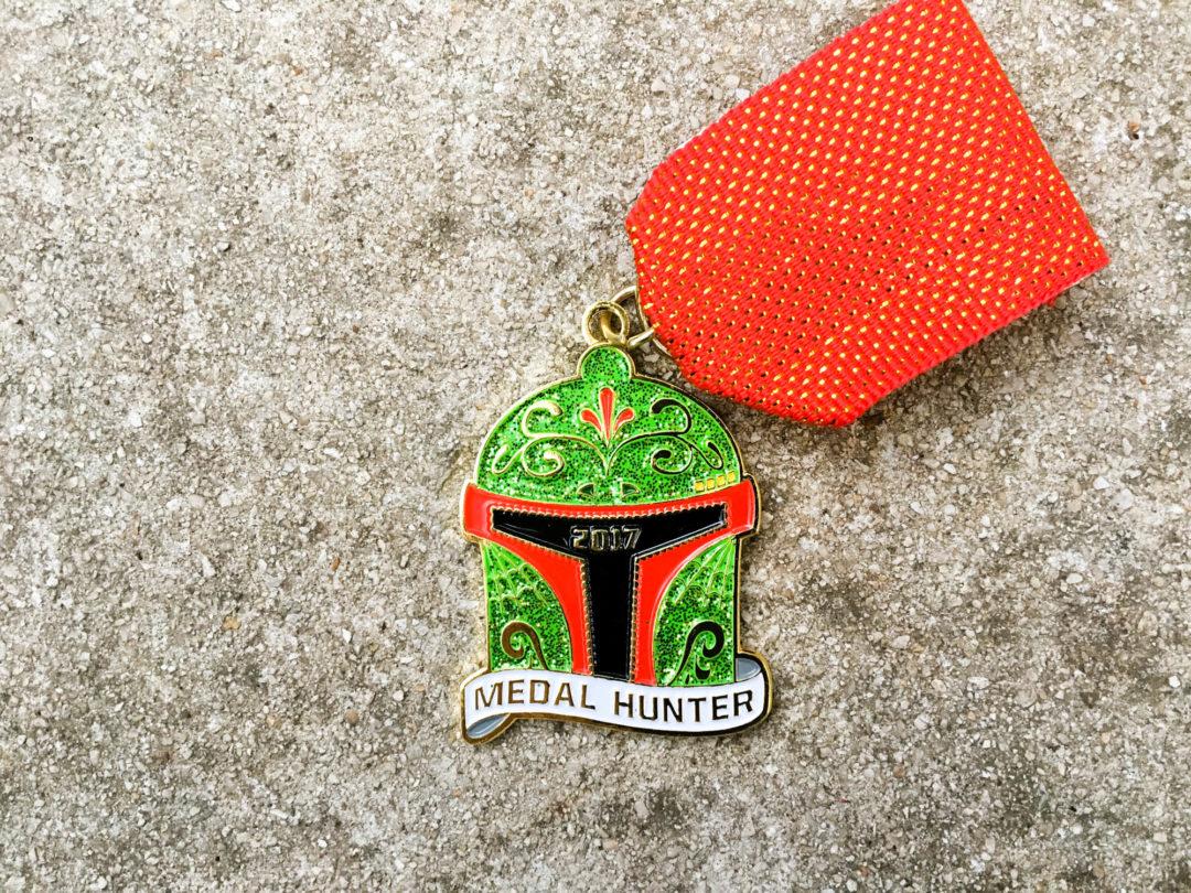 James Valdez Medal Hunter Fiesta Medal 2017
