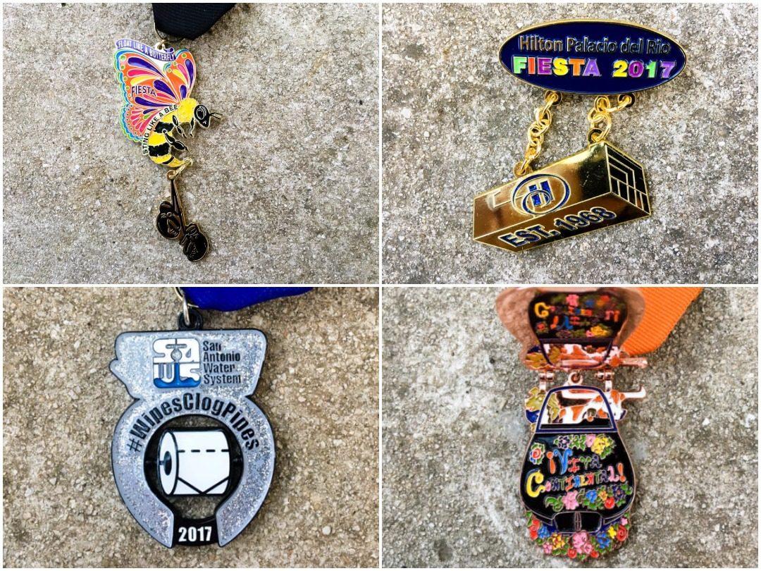 Kitschy Fiesta Medal 2017 Finalists