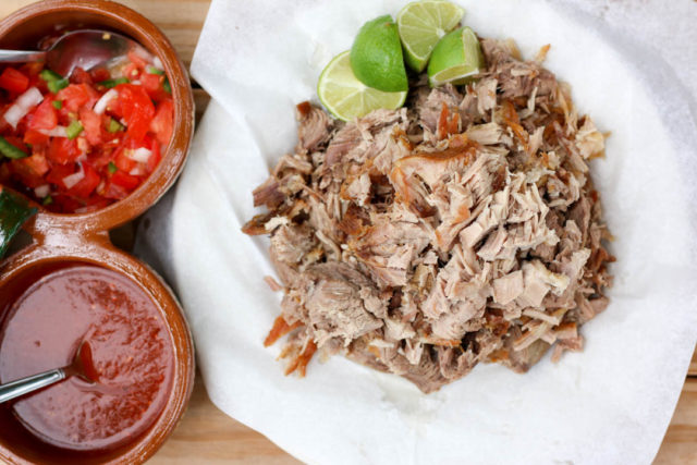 Carnitas Lonja: Do One Thing and Do It Well