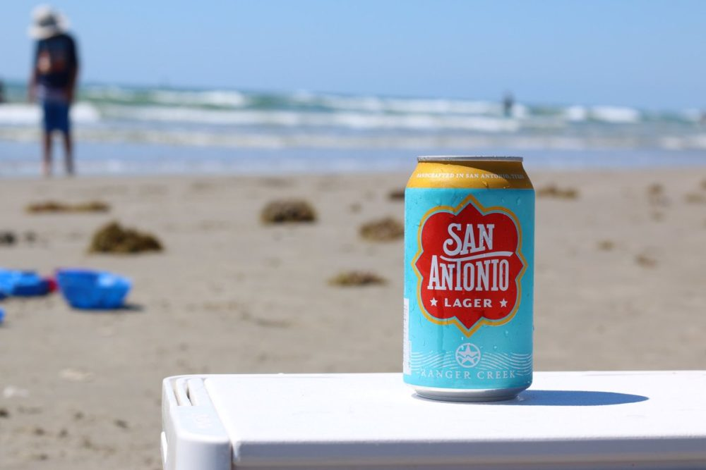 Ranger Creek San Antonio Lager: Ode to SA in a Can