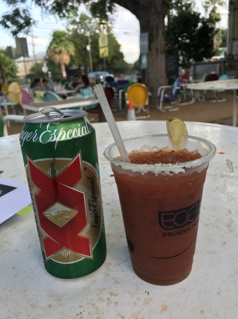 Friendly Spot Michelada