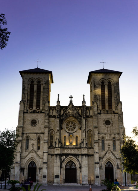 St. Fernando Cathedral. Photo by Chrissy Chavez.