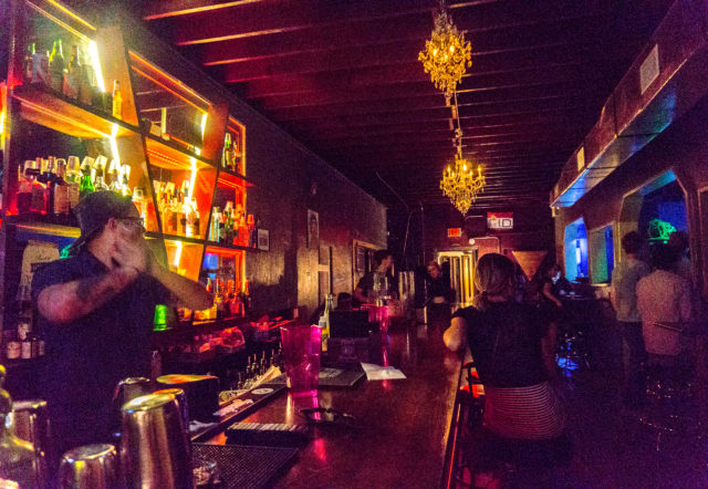 Ventura bar that now serves liquor options in addition to beer.