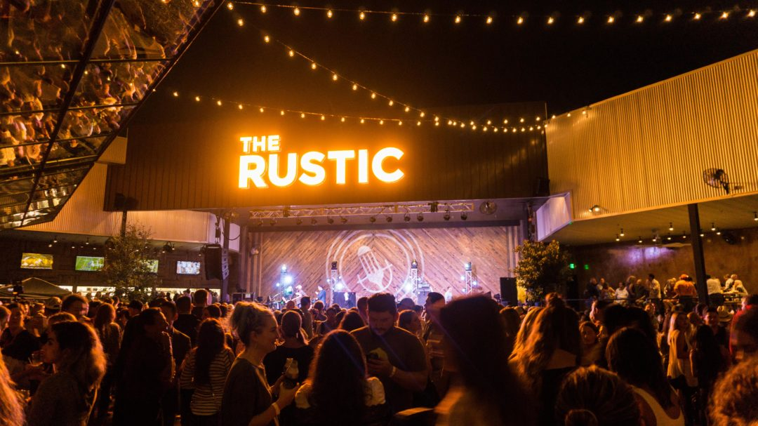The Rustic S New Satx Location Knows How To Party Sa Flavor