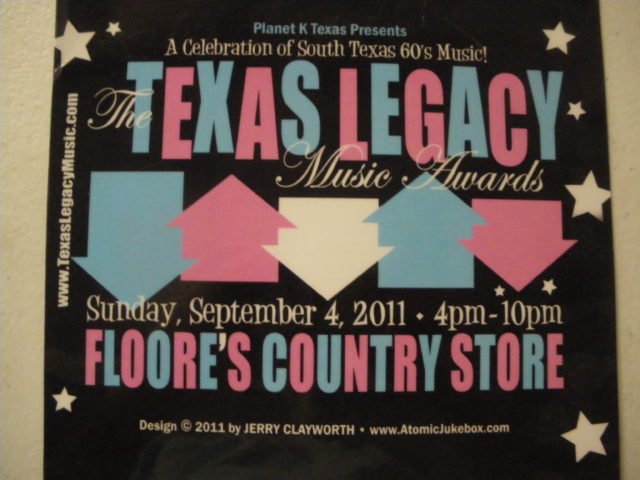 Texas Legacy Poster Floore's Country Store