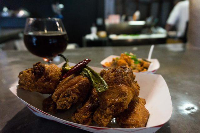 Wings Attagirl San Antonio Restaurant