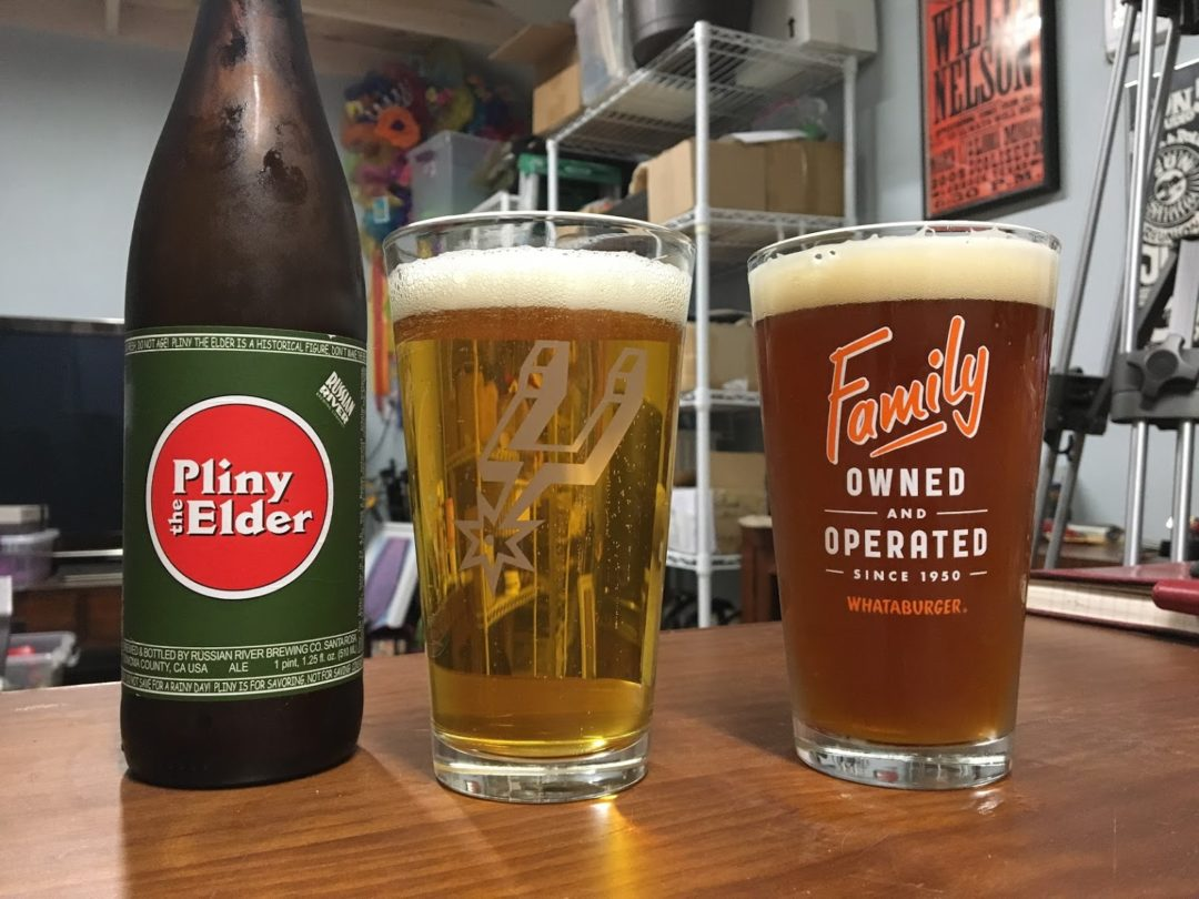 Norther Brewer's Plinian Legacy: Home Brewing the First Batch