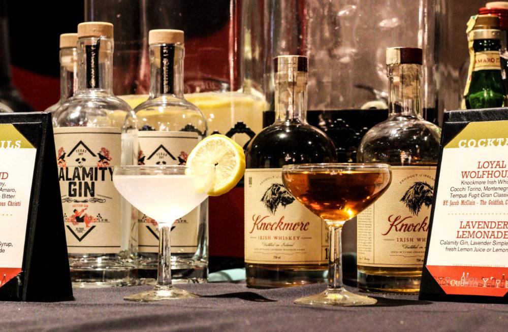 Tasting Suites San Antonio Cocktail Conference 2018