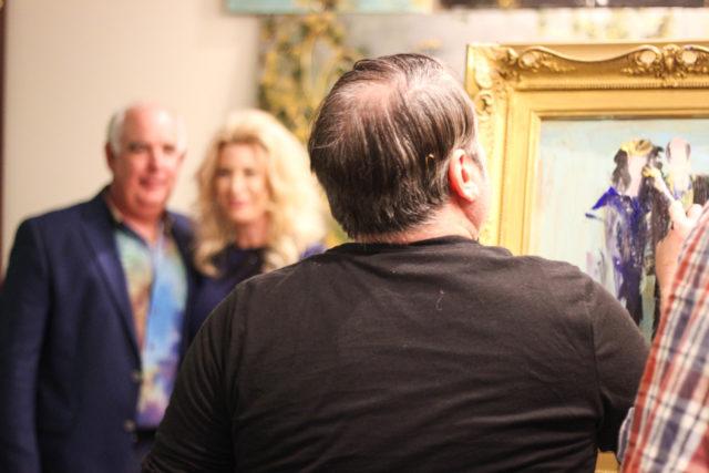 Franco Mondini-Ruiz Art Waldorf on the Prairie San Antonio Cocktail Conference