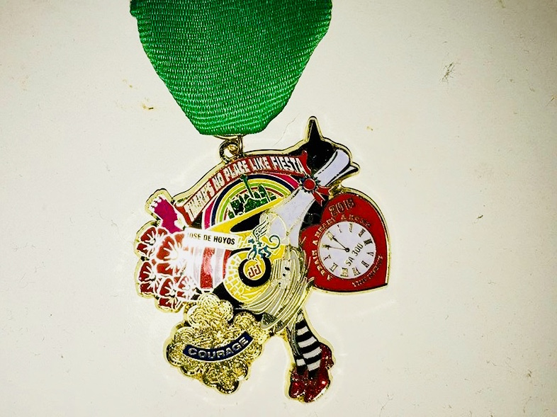 Maestro of Medals: David Durbin Fiesta Medals Watch for 2018