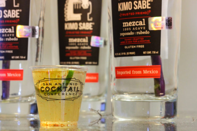 Kimo Sabe Margarita Tasting Suites San Antonio Cocktail Conference