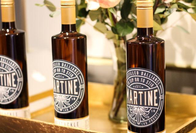 Martine Honeysuckle Tasting Suites San Antonio Cocktail Conference