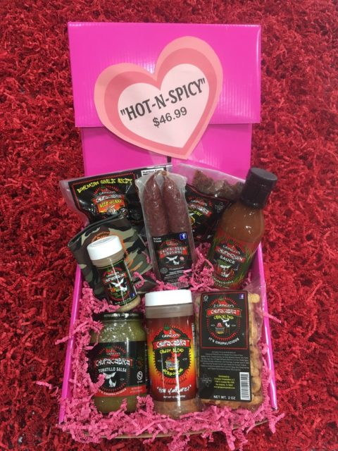 2 Gringo Chupacabra Gift Set Valentines