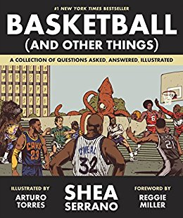 Baskets and Other Things Shea Serrano Valentines Gift