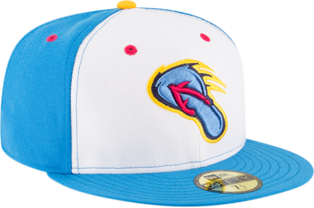 San Antonio Flying Chanclas Missions Hat