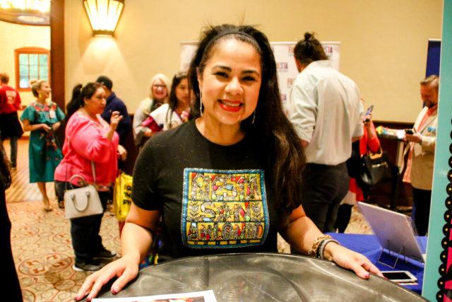 Mari Morales, Director of Retail for Fiesta San Antonio Commission.