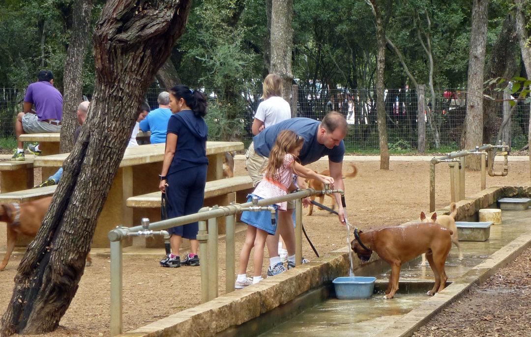 San Antonio Dog Parks Off Leash
