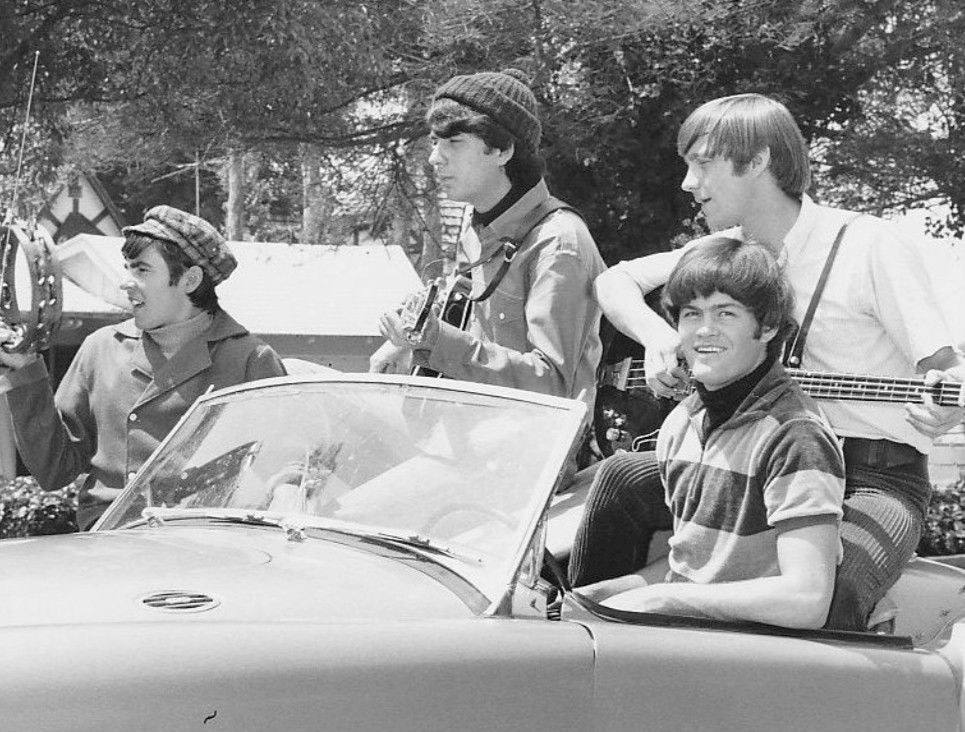 "San Antonio Songs: The Monkees ""What Am I Doing Hangin 'Round?"""