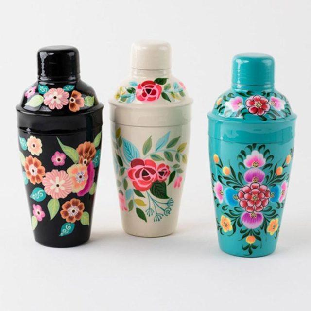 Floral Shaker Feliz Modern San Antonio
