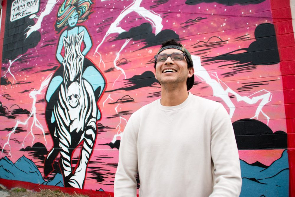 Colton Valentine: Artist Behind the Comics and Hip-Hop Murals